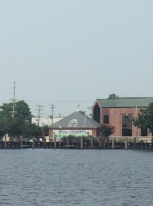 Mariners' Wharf Docks