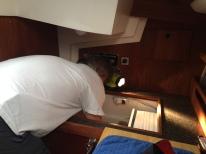 Refrigeration install